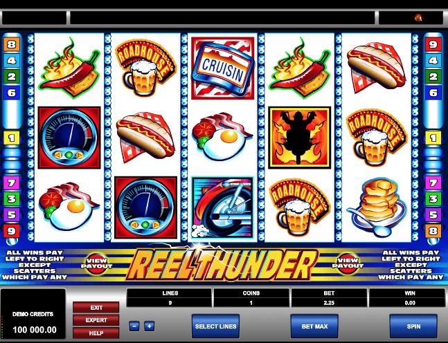 Reel Thunder Slot Game Online