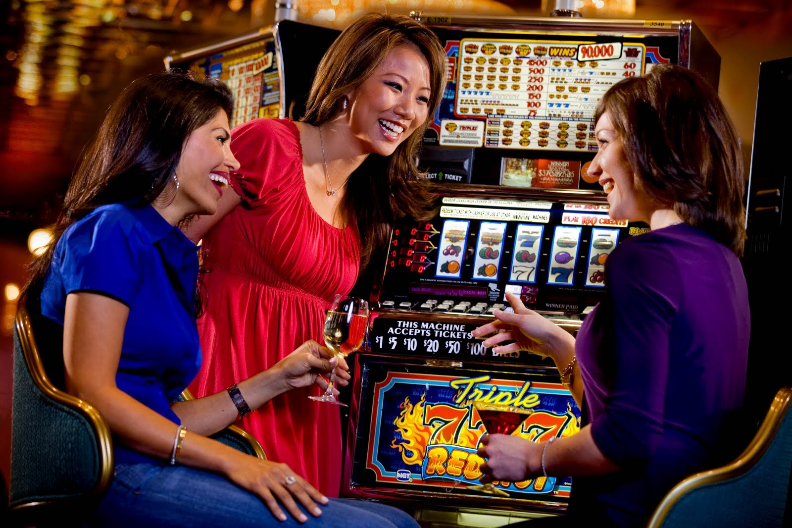 Get Free Spins on Slots - win REAL money on online casinos