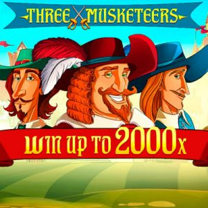Three Musketeers Slot Machine