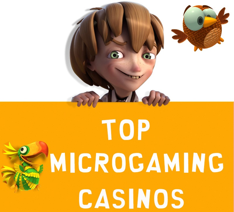 Top List Of Microgaming Online Casinos