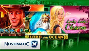List Of All Novomatic Online Casinos