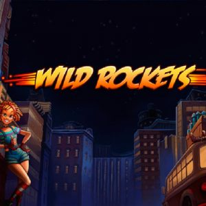 Wild Rockets Slot Machine