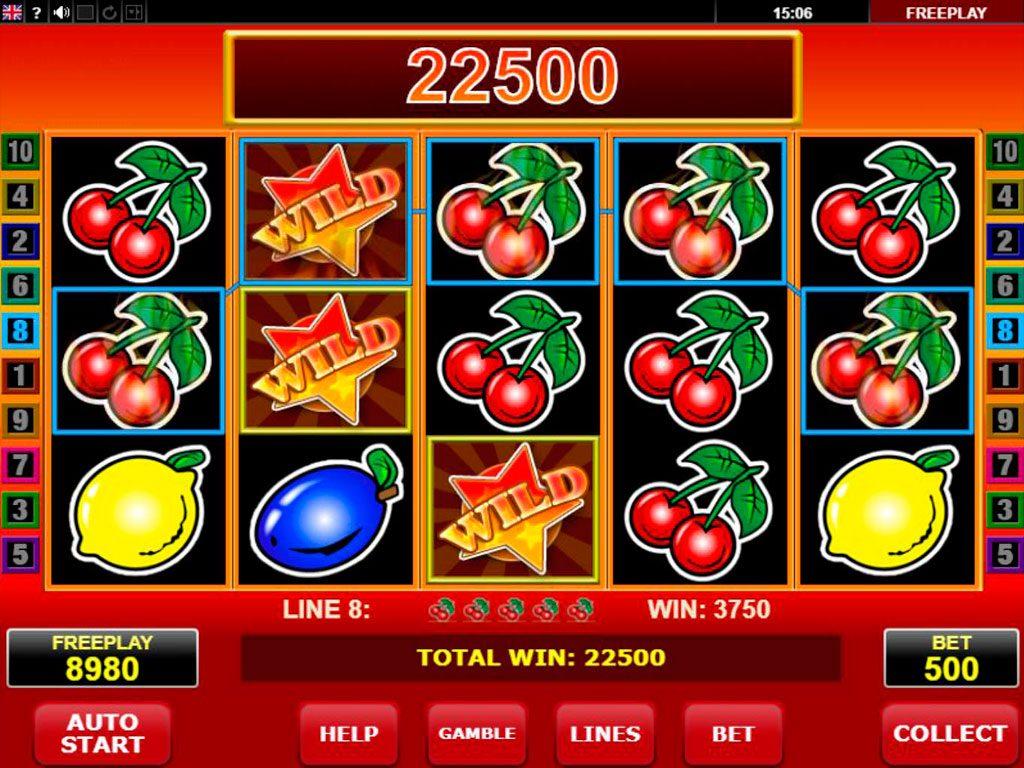 Wild Stars Slot Machine Review