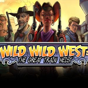 Wild Wild West Slot Machine Review