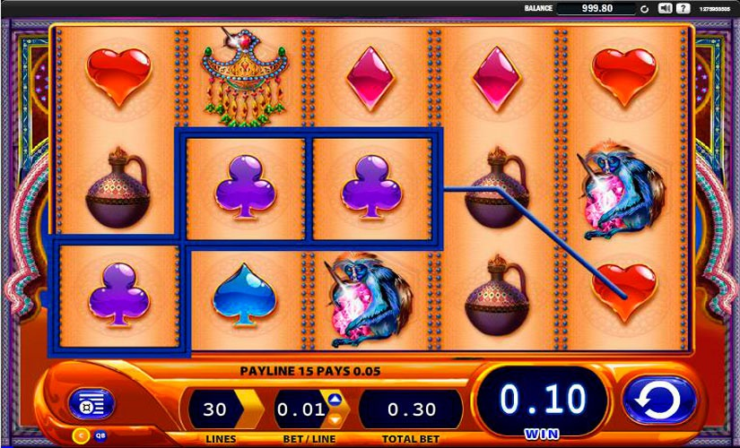 Zanzibar Slot Machine Review