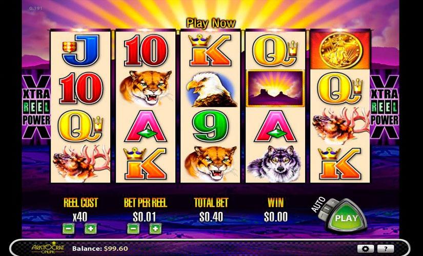 Buffalo Slot Machine Review