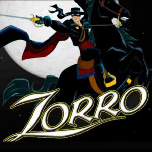 Zorro Slot Machine