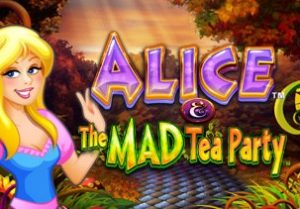 Play For Free Alice and the Mad Tea Party Slot Machine Online
