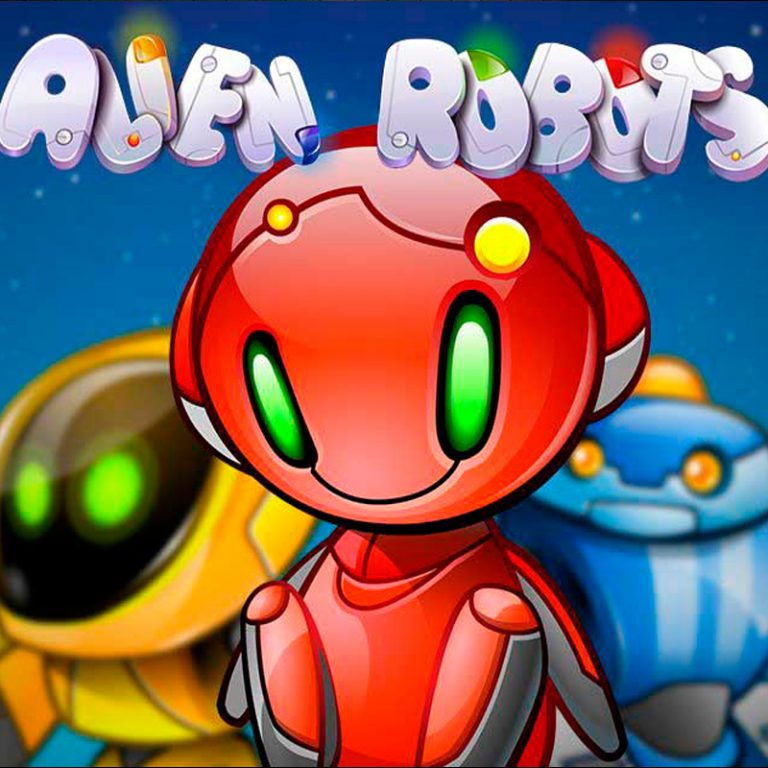 Alien Robots Slot Machine Review