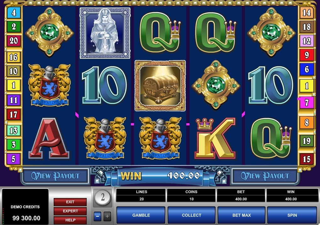 Avalon Slot Machine Online