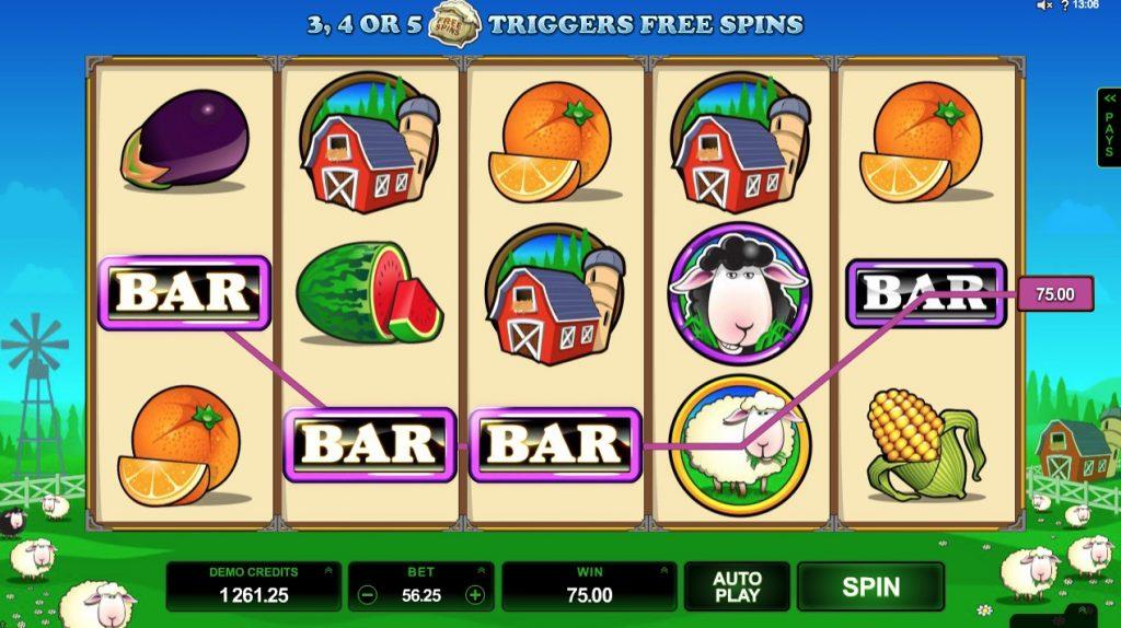 Bar Bar Black Sheep Slot Machine Review