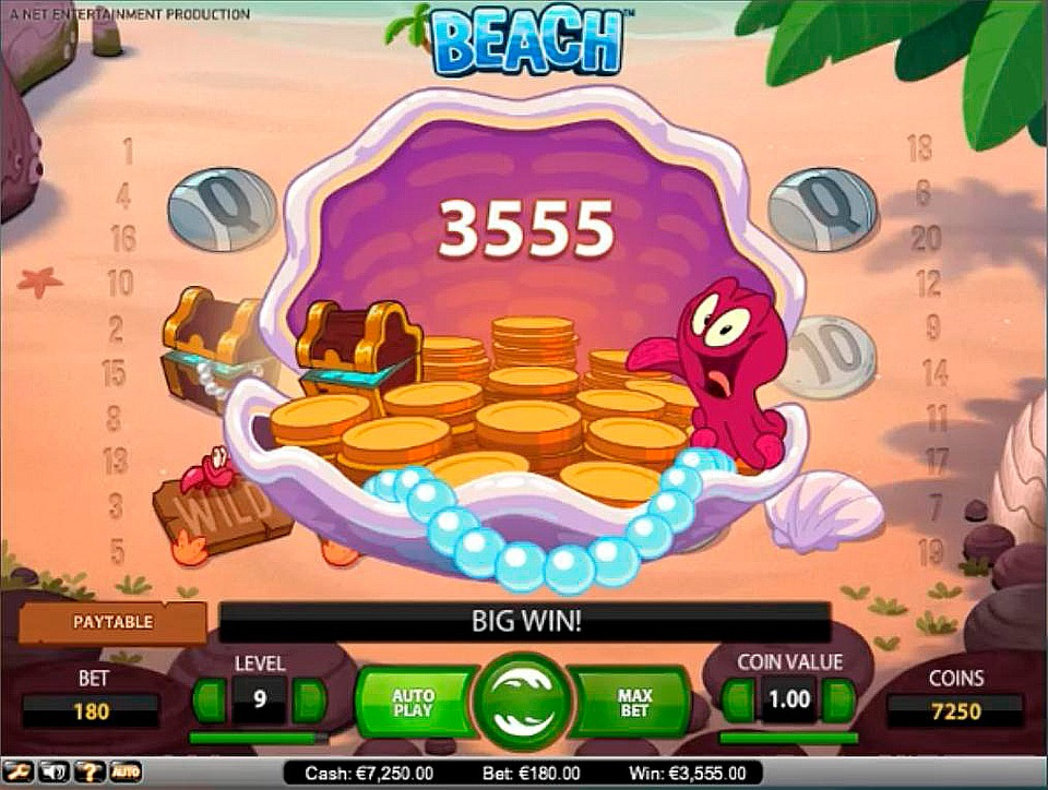 Beach Slots