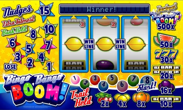 Bingo Bango Boom Slot Game Online