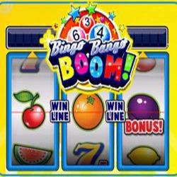 Bingo Bango Boom Slot Game