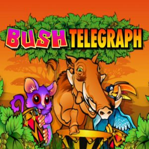 Bush Telegraph Slot Game