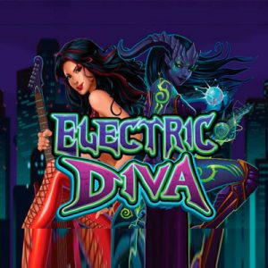 Electric Diva Slot Machine