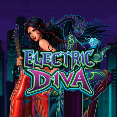 Electric Diva Slot Machine