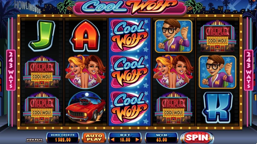 Cool Wolf Slot Machine Review
