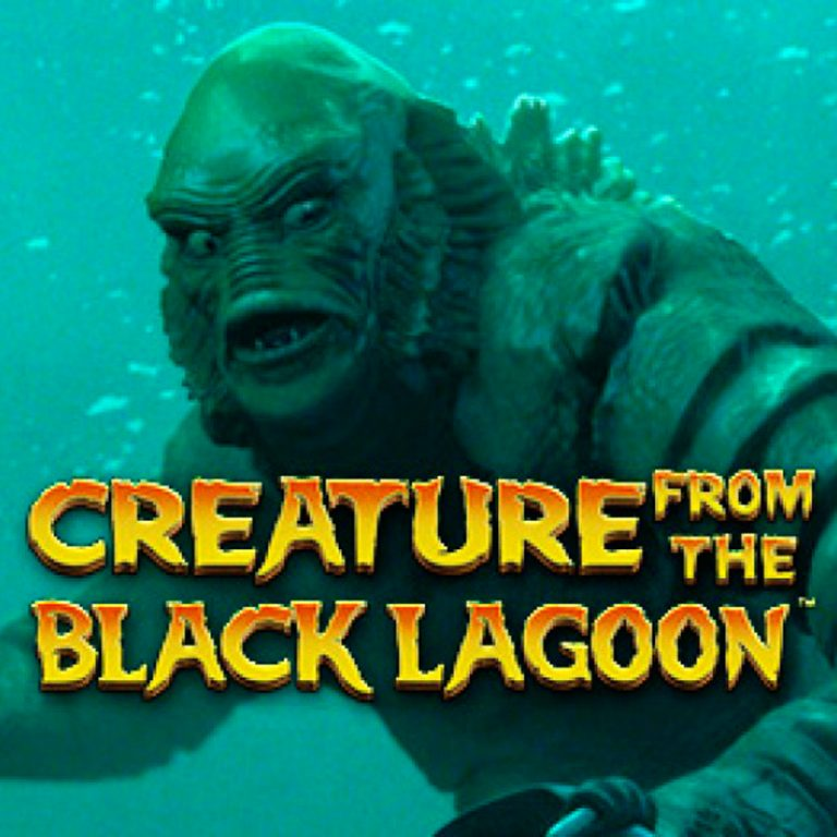 Creature From the Black Lagoon Slot Machine Review