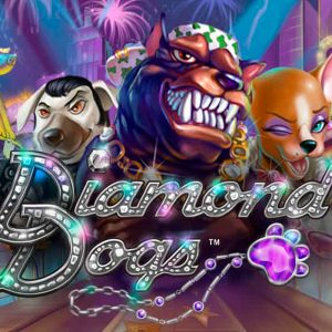 Diamond Dogs Slot Machine Online