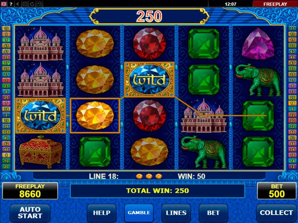 Diamond Monkey Slot Machine Review