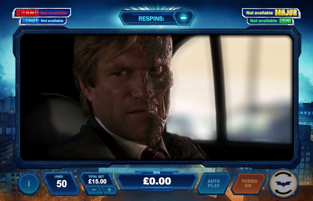 The Dark Knight Slot Machine Review