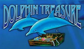 Play For Free Dolphin Treasure Slot Machine Online