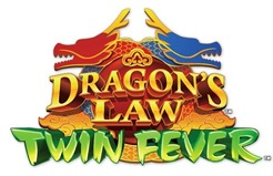 Play For Free Dragon's Law Twin Fever Slot Machine Online