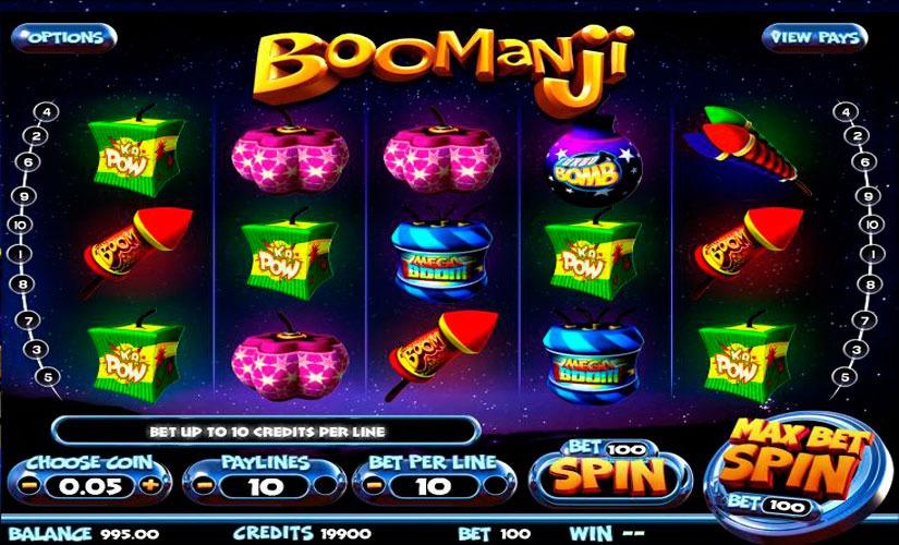 Boomanji Slot Machine Review