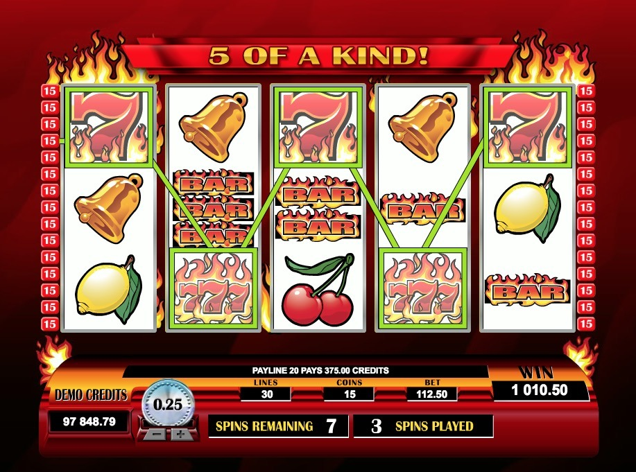 Retro Reels Extreme Heat Slot Game Online
