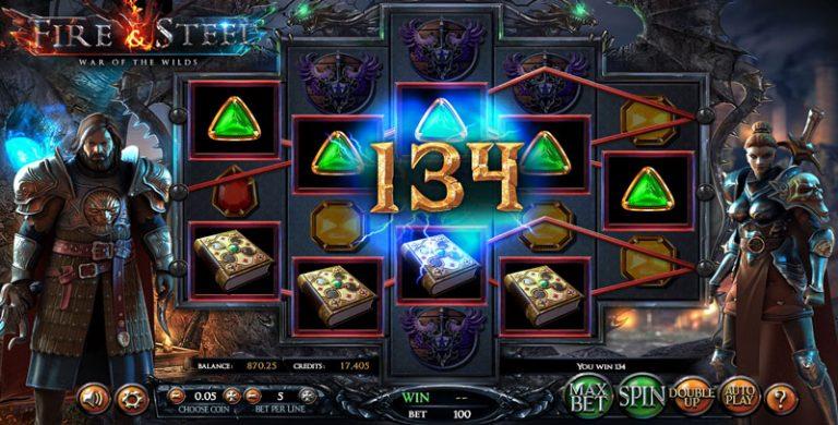 Treasure Gate Slot Machine
