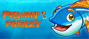 Play For Free Fishin Frenzy Slot Machine Online