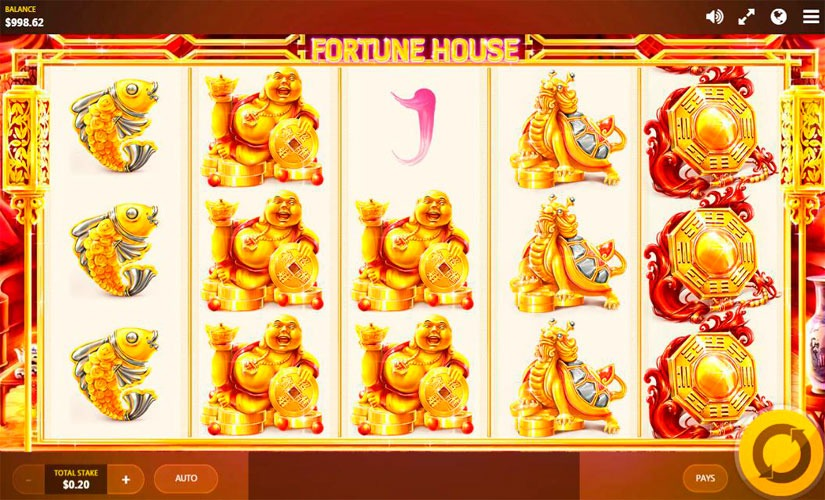 Fortune House Slot Machine Online
