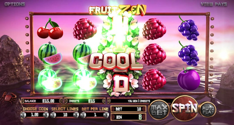 Fruit Zen Slot Machine Review