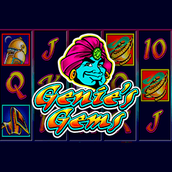 Genies Gems Slot Game