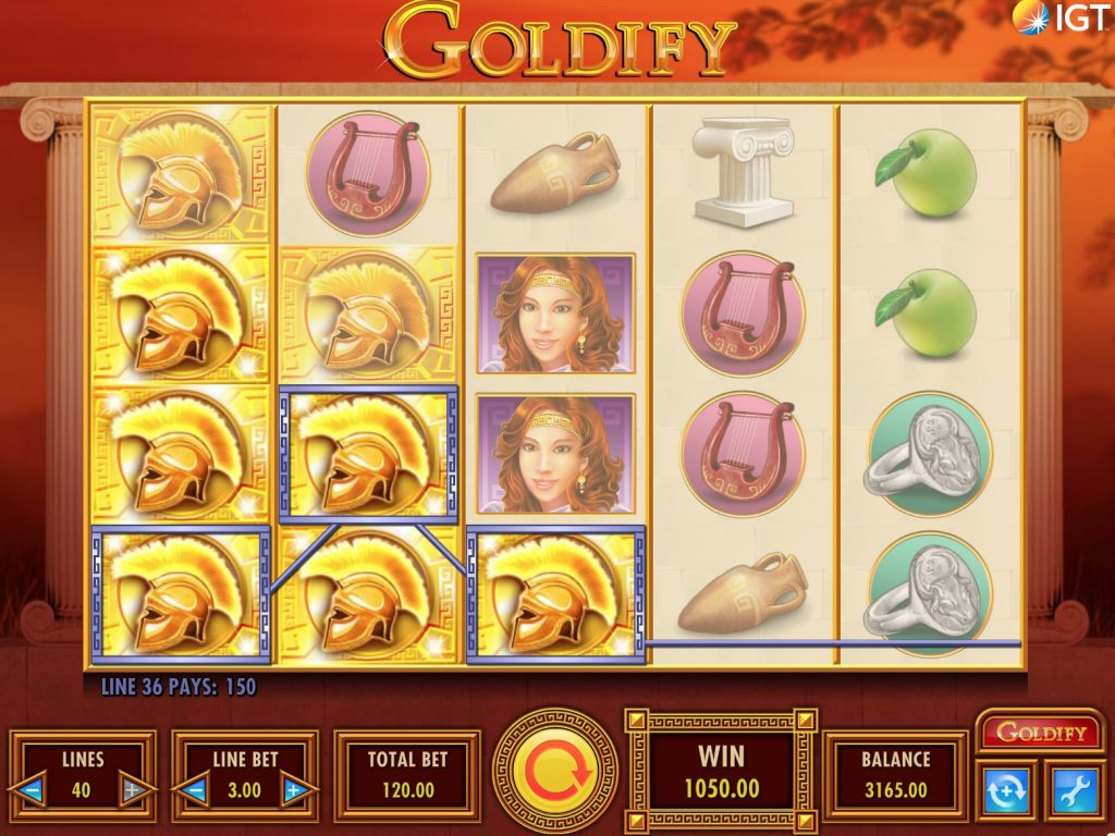 Goldify Slot Machine Review