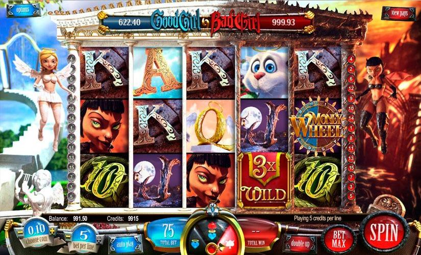 Good Girl Bad Girl Slot Machine Review