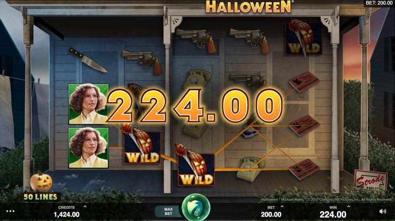 Halloween Slot Machine Microgaming