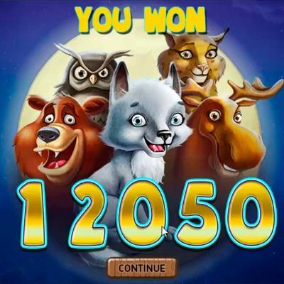 Wolf Cub Slot Machine Review