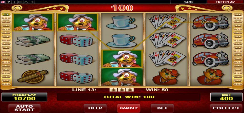 Billyonaire Slot Machine Review