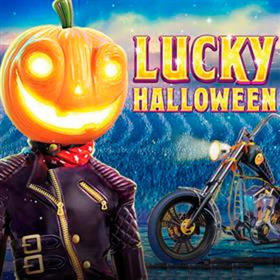 Lucky Halloween Slot Machine