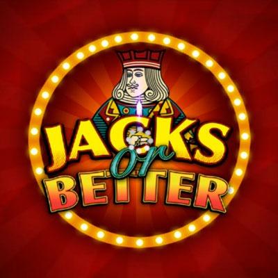 Jacks or better slot machine game