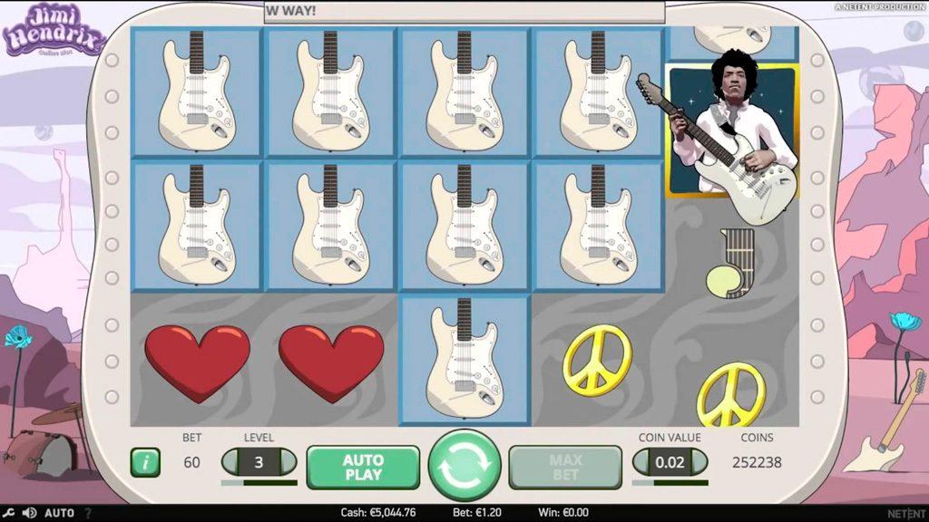Jimi Hendrix Online