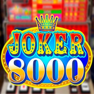 Joker 8000 Slot Game