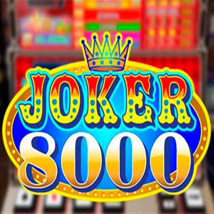 Joker 8000 Slot Game