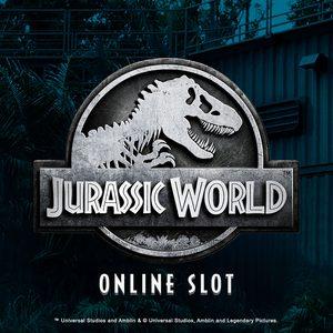 Jurassic World Slot Machine Review