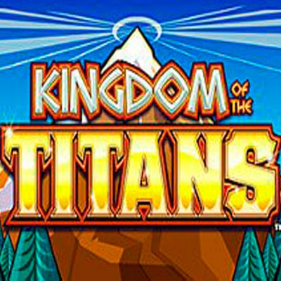 Kingdom of the Titans Slot Machine