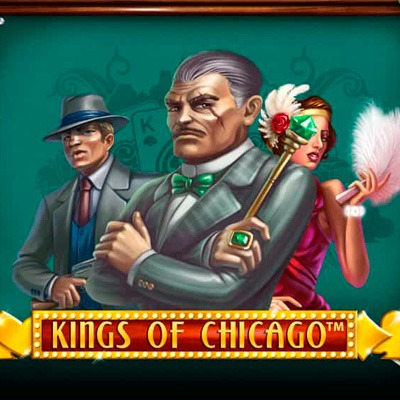 Kings of Chicago Slot Machine Review