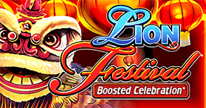 Play For Free Lion Festival: Boosted Celebration Slot Machine Online