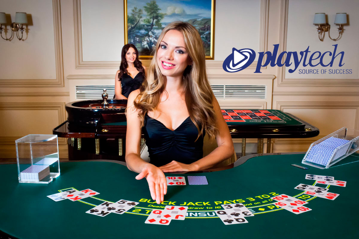 LIVE DEALERS PLAYTECH CASINO SOFTWARE
